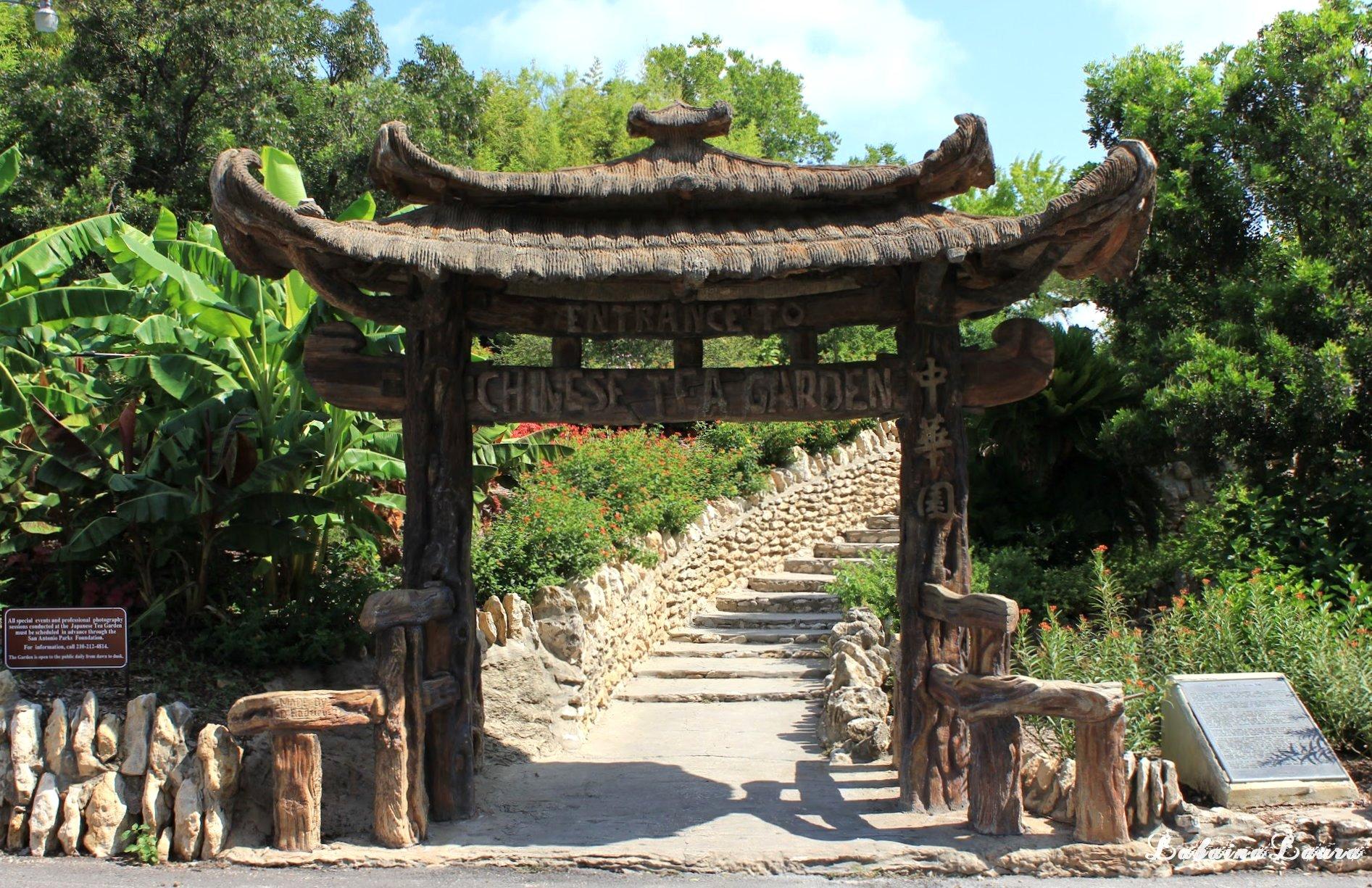 Japanese Tea Garden Lahaina Laura